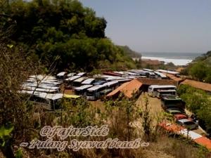 pulang syawal beach